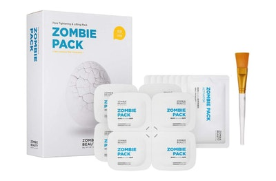 Skin1004 Zombie Face Mask (4-Pack)