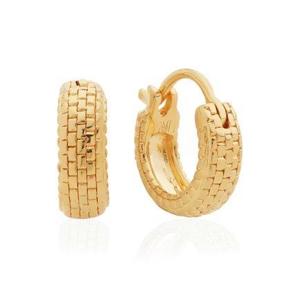 Doina Huggie Earrings