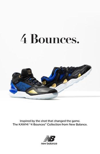 New Balance Kawhi 4 Bounces