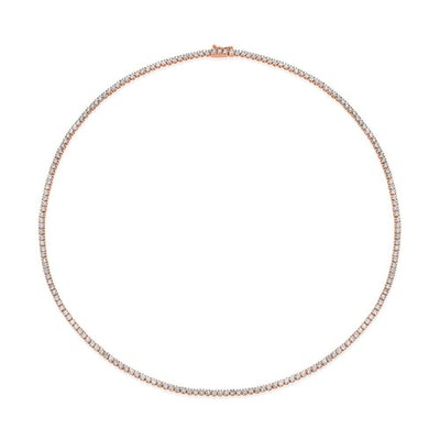 Diamond Hepburn Choker