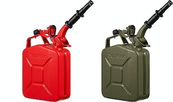 Supreme Gas Can