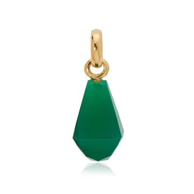 Doina Gemstone Pendant Charm