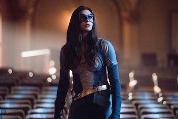 nicole maines supergirl