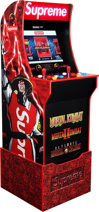 Supreme Mortal Kombat Arcade Game