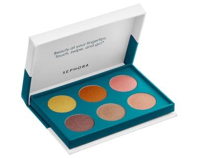 Clean Bouncy Eyeshadow Palette