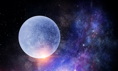 The April 2021 full moon, also known as this year's Pink Moon, is the first supermoon of 2021.