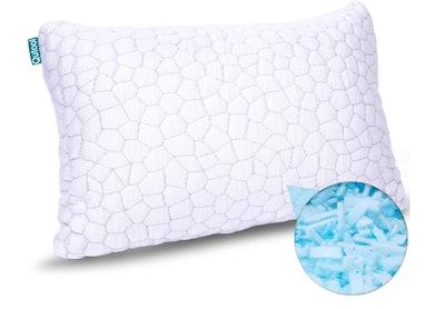 Qutool Shredded Memory Foam Pillow