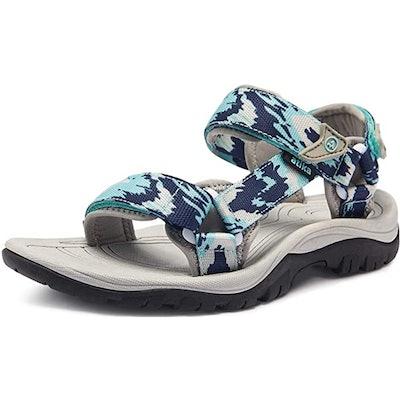 ATIKA Women's Outdoor Hiking Sandals