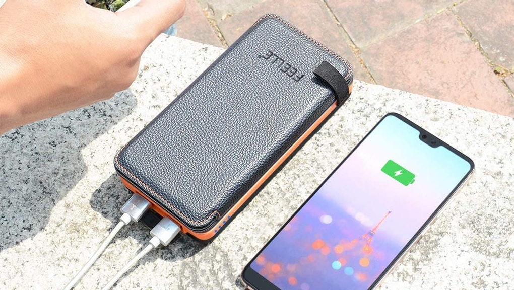 best solar phone chargers