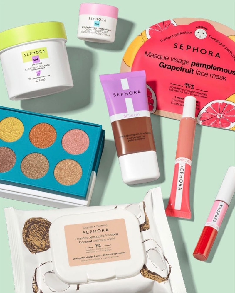 Sephora Collection's new line is proof that clean makeup doesn't have to cost a fortune