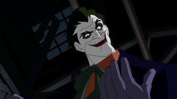 the joker batman under the red hood