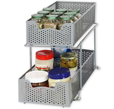 Simple Houseware Sliding Cabinet Drawers