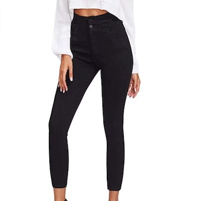SweatyRocks Women's Work Pants
