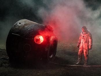Sputnik 2020 Russian sci fi