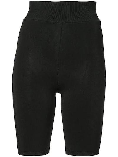 Knit Bike Shorts