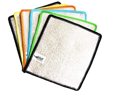 Whiff Bamboo Dish Cloths (6-Pack)