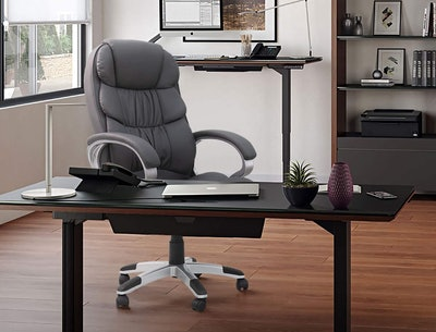Furmax High-Back Padded Office Chair