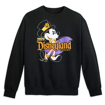 Mickey Mouse Halloween 2020 Sweatshirt for Adults – Disneyland