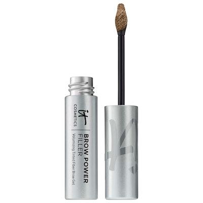 Brow Power Filler Volumizing Tinted Fiber Eyebrow Gel