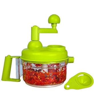 Cambom Manual Vegetable Cutter Food Processor