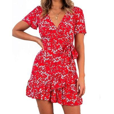 Relipop Summer Women's Short Dress