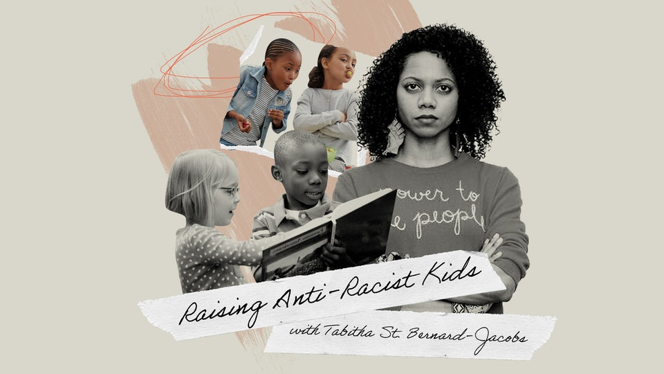 Raising Anti Racists kids with Tabitha St-Bernard-Jacobsis a bi-weekly column  focused on education and actionable steps for parents who are committed to raising anti-racist children and cultivating homes rooted in liberation for Black people.
