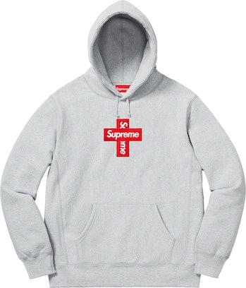 Supreme Cross Box Logo