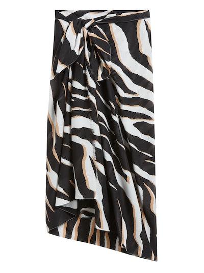 Zebra Sarong