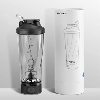VOLTRX Premium Electric Protein Shaker Bottle
