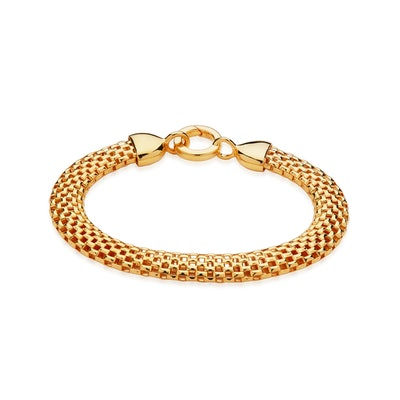 Doina Wide Chain Bracelet