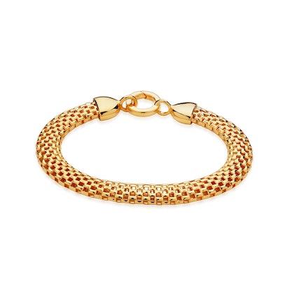 Doina Wide Chain Bracelet