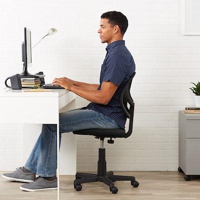 AmazonBasics Adjustable Swivel Chair