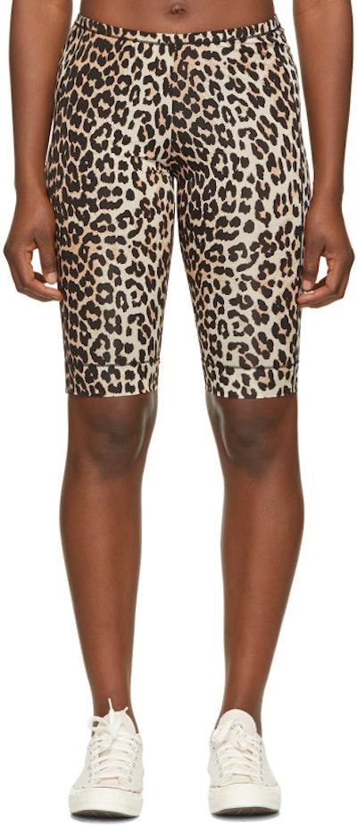 Black & Brown Underwear Shorts
