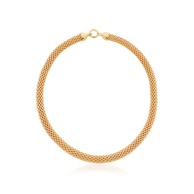 Doina Wide Chain Necklace