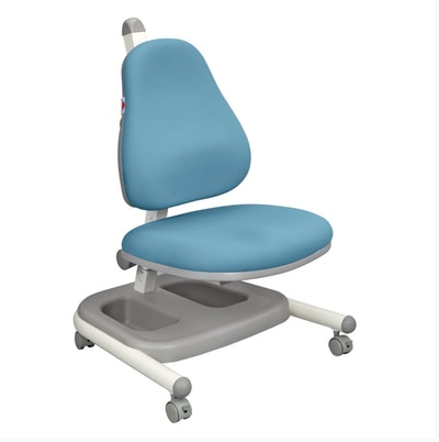 Enlightening Ergonomic Chair in Blue