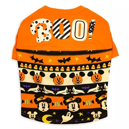 Mickey Mouse Halloween Spirit Jersey for Dogs