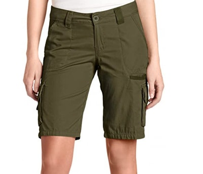 Dickies Women's 11-Inch Cargo Shorts