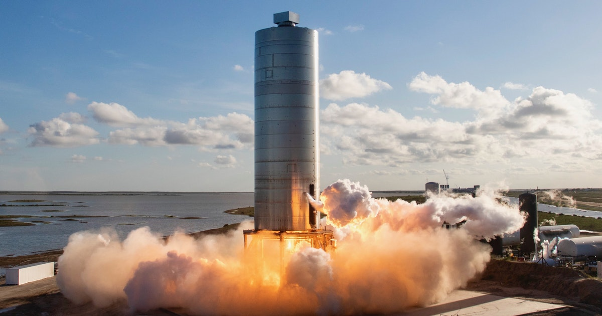 SpaceX Starship's Raptor engine just reached all-new power levels