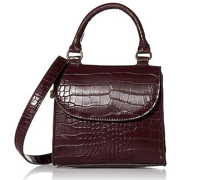 The Drop Diana Top Handle Crossbody Bag
