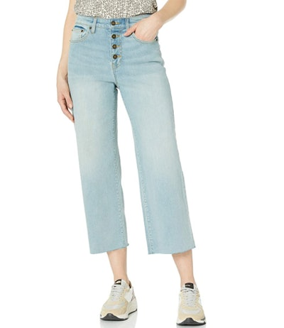 Goodthreads High Rise Wide Leg Cropped Jeans