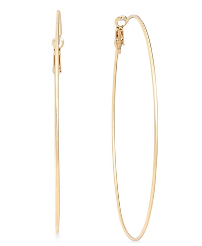 INC International Concepts Hoop Earrings
