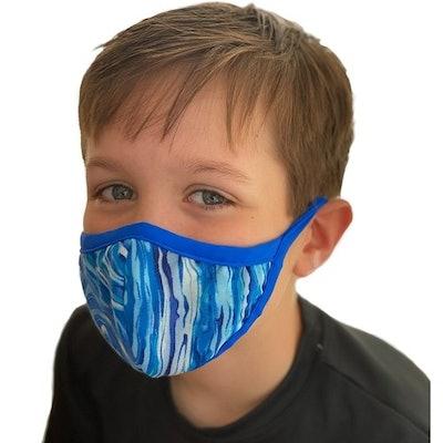 Sensory Friendly Protective Fabric Mask