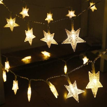 Xingpold Star String Lights