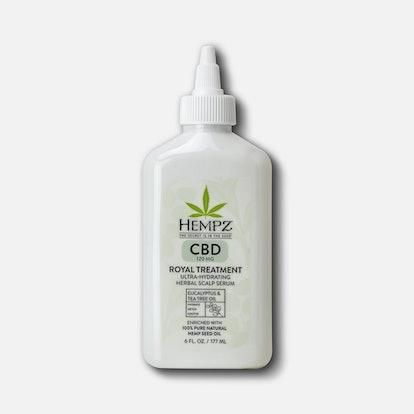 CBD Royal Treatment Ultra-Hydrating Herbal Scalp Serum