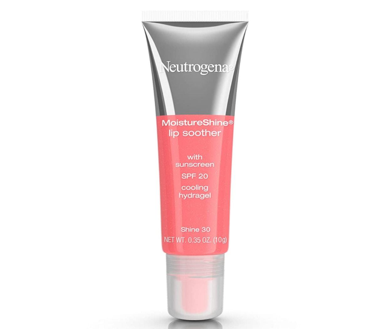 Neutrogena MoistureShine Lip Soother Gloss SPF 20