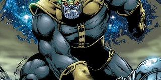 Thanos. 'Warlock and the Infinity Watch'.