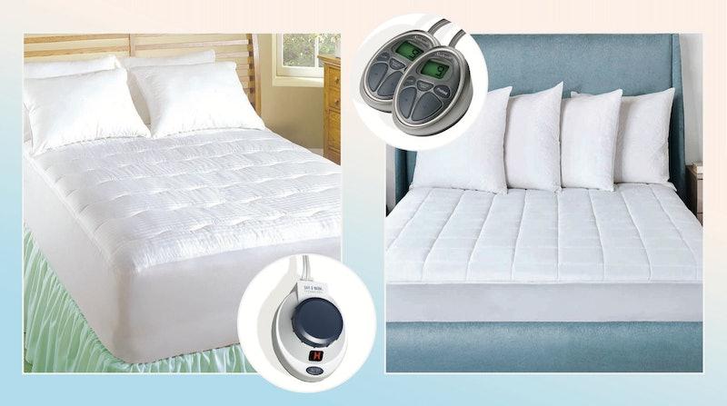 the best heated mattress pads