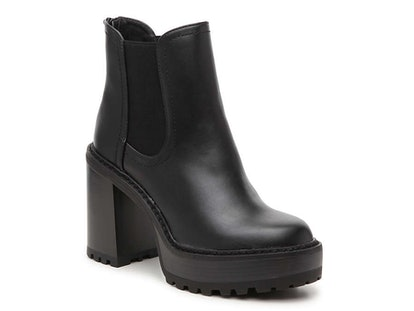 Madden Girl Kamora Platform Chelsea Boot