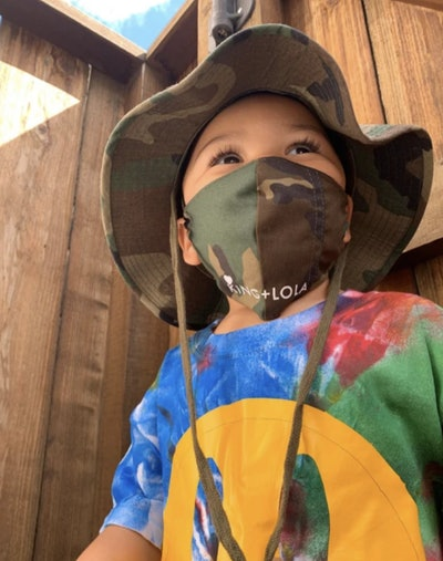 Camouflage Mask for Kids