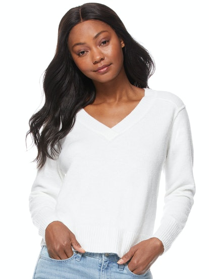 Slouchy Pullover Sweater